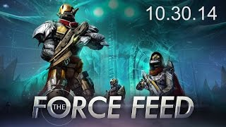 Force Feed - The Dark Blow, YouTube 60fps, Spooky Sale