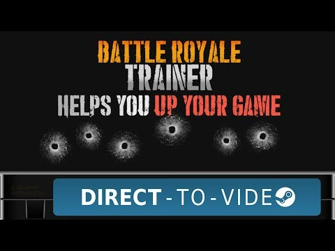 connectYoutube - BATTLE ROYALE TRAINER - Top Tier Rated PUBG Expert Gameplay (Direct To Video)