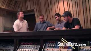 Apogee Digital Symphony Roundtable Discussion at SoundPure Studios pt 1/2