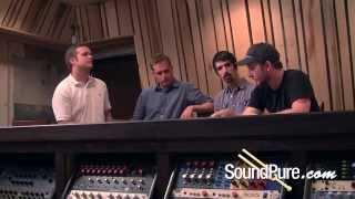 Apogee Digital Symphony Roundtable Discussion at SoundPure Studios pt 1/2