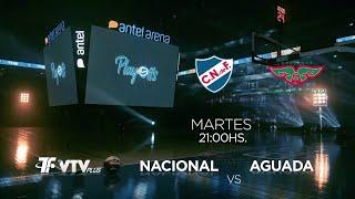 PlayOff - Nacional vs Aguada - SemiFinales