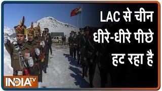 Galwan Clashes: LAC से पीछे हट रहे हैं चीनी सेना, पेट्रोलिंग पॉइंट-15 से 2 Kilometer पीछे हटी सेना - INDIATV