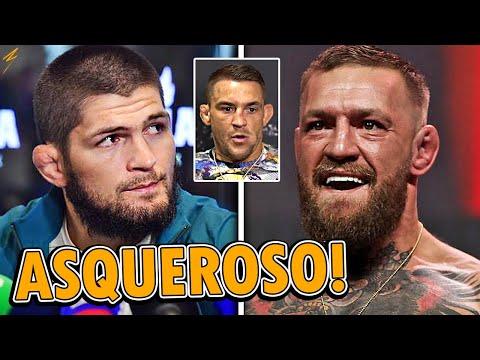 Conor McGregor ENOJADO EXPLOT4! contra KHABIB y DUSTIN POIRIER | Joe Rogan RESPONDE las CRÍTICAS