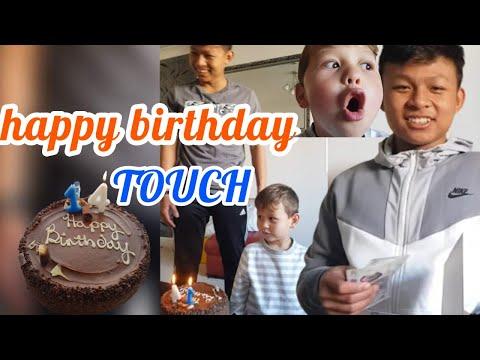 สุขสันต์วันเกิดนะทัช-ลูกชายคนโ