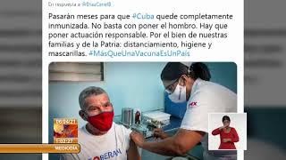 COVID-19: Anuncia presidente de Cuba nuevas medidas restrictivas en La Habana
