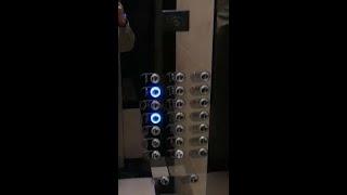 مصعد يعمل بالصوت للوقاية من انتشار فيروس كورونا