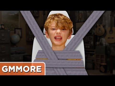 Storytime: Rhett's Son Stuck in Car