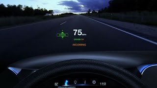 Top 5: Reasons for head-up displays in your car
