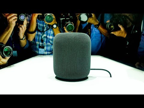 Apple HomePod live Q&A