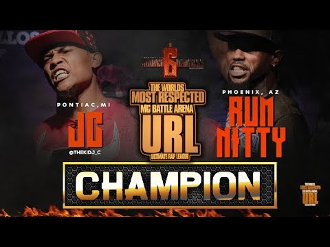 CHAMPION | JC VS RUM NITTY - SMACK/URL