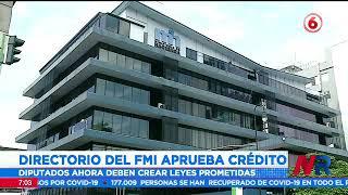 Directorio del FMI aprueba crédito por $1.778 millones a Costa Rica