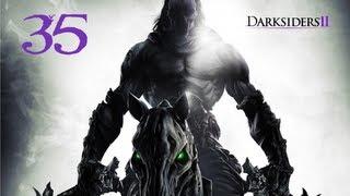 Прохождение Darksiders 2 - Часть 35 — Босс: Вэхир