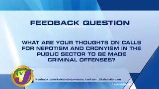 TVJ News: Feedback Question - July 7 2020
