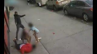 Hombre evitó asesinato utilizando a niños como escudo en Nueva York