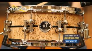 Sonor Benny Greb Signature Snare Drum - Quick n' Dirty