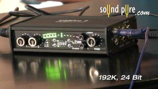 USBPre 2 by Sound Devices - Detailed Product Review and Demo