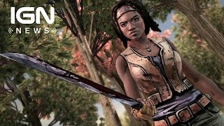 The Walking Dead: Michonne Release Date Announced - IGN News