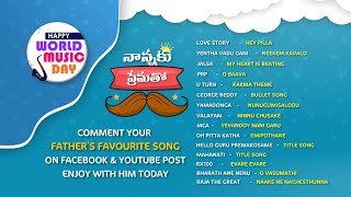 Comment Your Father's Favourite Song & Watch It Live On Tv - MAAMUSIC