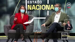 Panel debate sobre acuerdos entre Gobierno y Congreso para ayudas sociales en pandemia