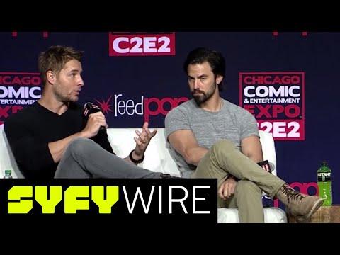 This Is Us' Milo Ventimiglia & Justin Hartley Full Panel | C2E2 | SYFY WIRE