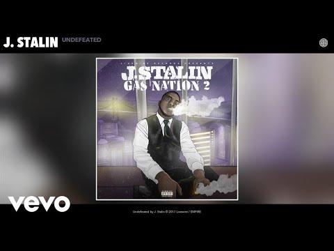 J. Stalin - Undefeated (Audio)