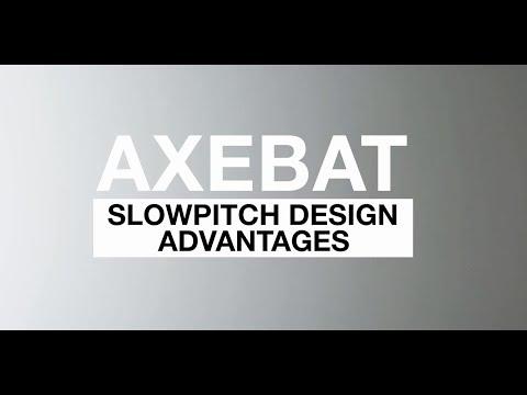 Axe Bats Slow Pitch Barrel Advantages