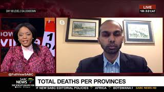 Covid-19 Lockdown | 100 days on with Dr Ridhwaan Suliman