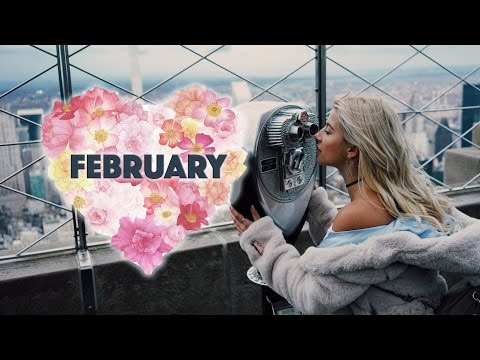 FOLLOW ME ALL MONTH | FEBRUARY