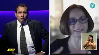 Energía eléctrica del modelo centralizado ¿hacia autogeneración masiva Entrevista Irene Cañas, ICE