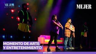 Obra de teatro TRAMPOSOS   Mujer