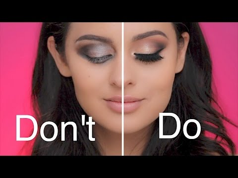 Eyeshadow Do's and Don'ts