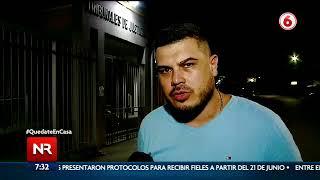 En video: Inicio del conflicto en la Municipalidad de Talamanca donde fue detenido Albino Vargas