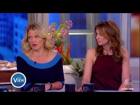 Keith Urban Says Wife Nicole Kidman Is Still Like A Girlfriend | The View