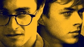 Kill Your Darlings - Daniel Radcliffe Dane DeHaan Interview