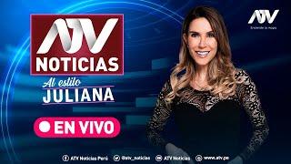 #ATVNoticias #AlEstiloJuliana - EN VIVO | Programa 19/01/2021