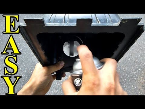How To Clean a Mass Airflow Sensor (In-depth, detailed version)