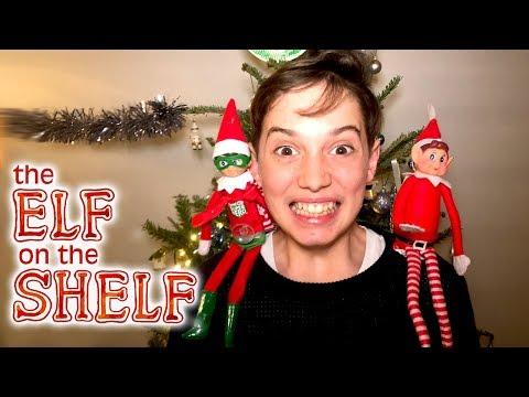 Elf On The Shelf  - The Super Hero Elf! - Kids Christmas Parody Ep.2