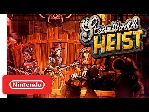 connectYoutube - SteamWorld Heist Ultimate Edition Launch Trailer - Nintendo Switch