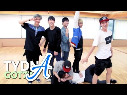 THINGS YOU DIDN'T NOTICE IN GOT7'S A DP (BF VER.)