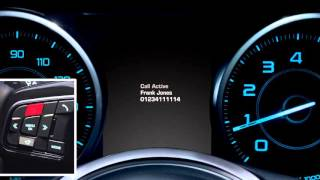 Jaguar XE | InControl Touch Steering Wheel Controls