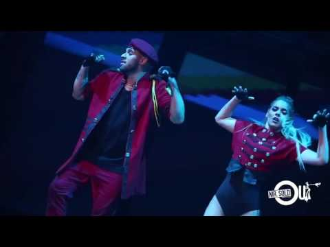 connectYoutube - Daddy Yankee y Nicky Jam Los Cangris Choliseo 3 de Diciembre