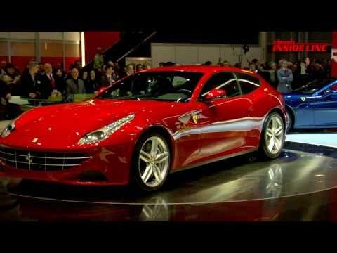 2012 Ferrari FF  at Geneva Motor Show