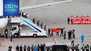 Médicos de Shanghai recuerdan sus experiencias en Wuhan