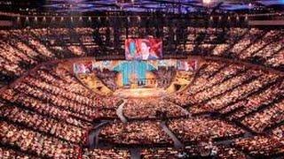 Mega-churches, New world order Agendas Exposed! 2015 (Church of Tares)