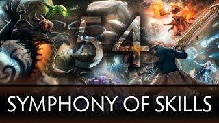 Dota 2 Symphony of Skills 54