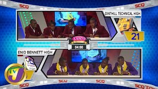 Dinthill Technical High vs Enid Bennett High: TVJ SCQ 2020 - January 28 2020