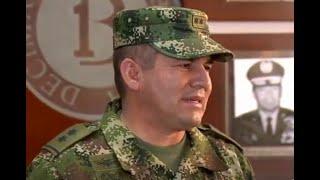 General pide la baja tras ser señalado en caso de corrupción con salvoconductos