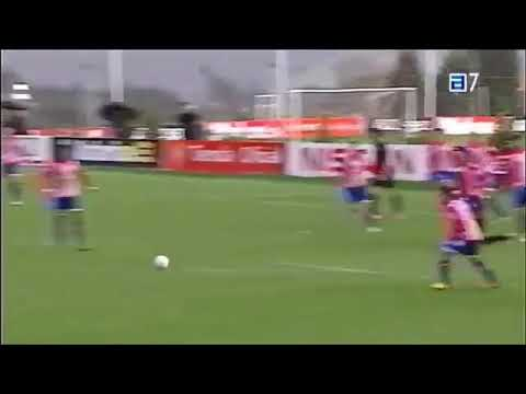 VIDEO: Thomas Partey scores amazing goal in Atletico Madrid training