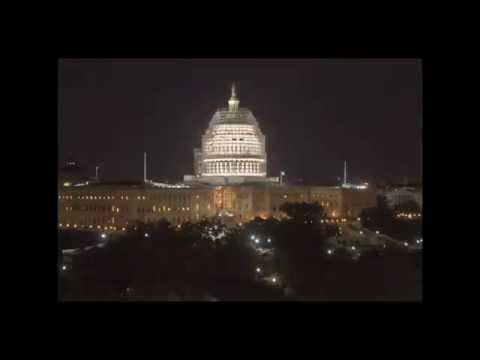 Capitol Dome Restoration Scaffolding Time Lapse