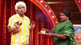 Jabardasth Jigel Jeevan & Phani Performance  - Mr.Kaaya - No Caption Only Action Hilarious Skit - MALLEMALATV